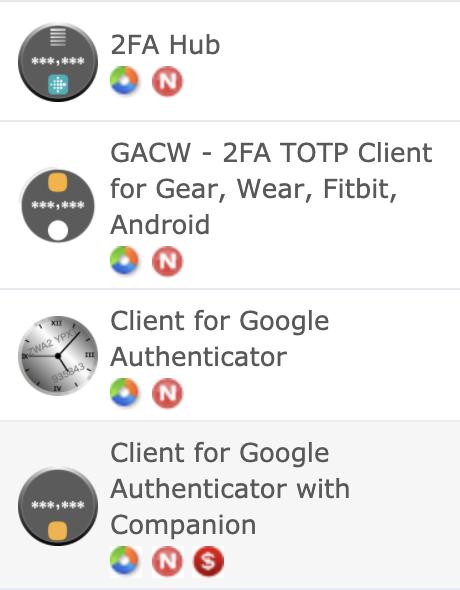 App types